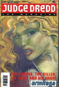 Cover Thumbnail for Judge Dredd the Megazine (Fleetway Publications, 1990 series) #13