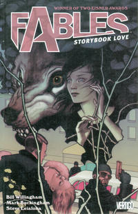 Cover Thumbnail for Fables (DC, 2002 series) #3 - Storybook Love [First Printing]