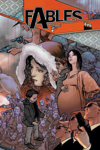 Cover Thumbnail for Fables (DC, 2002 series) #4 - March of the Wooden Soldiers [First Printing]
