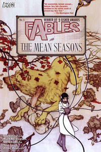 Cover Thumbnail for Fables (DC, 2002 series) #5 - The Mean Seasons