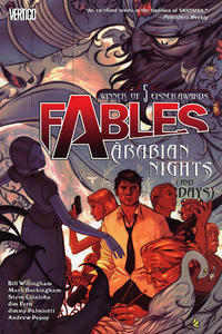Cover Thumbnail for Fables (DC, 2002 series) #7 - Arabian Nights (and Days)