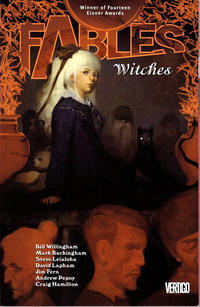 Cover Thumbnail for Fables (DC, 2002 series) #14 - Witches