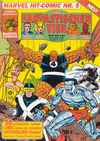 Cover Thumbnail for Marvel Hit Comic (Condor, 1989 series) #5