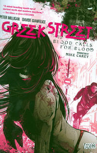 Cover Thumbnail for Greek Street (DC, 2010 series) #1 - Blood Calls for Blood