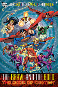 Cover Thumbnail for The Brave and the Bold (DC, 2007 series) #2 - The Book of Destiny