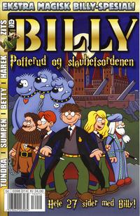Cover Thumbnail for Billy (Hjemmet / Egmont, 1998 series) #14/2011
