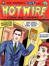 Cover Thumbnail for Hotwire (Fantagraphics, 2006 series) #1
