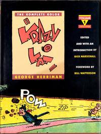 Cover Thumbnail for The Komplete Kolor Krazy Kat (Remco Worldservice Books, 1990 series) #1 - 1935 - 1936