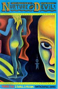 Cover Thumbnail for Nurture the Devil (Fantagraphics, 1994 series) #2