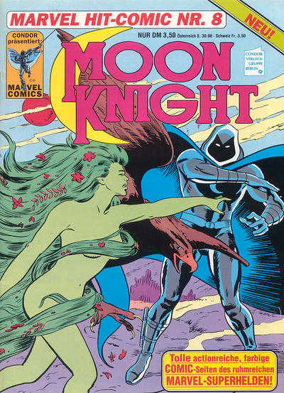 Cover for Marvel Hit Comic (Condor, 1989 series) #8
