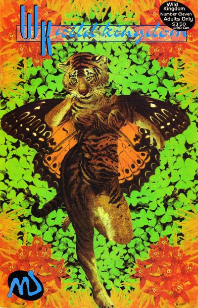 Cover for Wild Kingdom (MU Press, 1993 series) #11