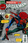Cover Thumbnail for Spider-Man (1990 series) #46 [Silver Direct Edition]