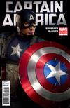 Cover for Captain America (Marvel, 2011 series) #1 [Captain America Movie Variant]