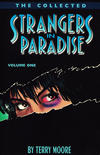 Cover for The Collected Strangers in Paradise (Antarctic Press, 1994 series) #[nn]