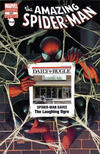 Cover Thumbnail for The Amazing Spider-Man (1999 series) #666 [The Laughing Ogre Exclusive Bugle Variant Cover]