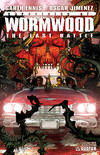 Cover for Chronicles of Wormwood: The Last Battle (Avatar Press, 2009 series) #1 [Poster]