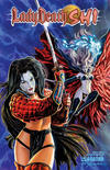 Cover Thumbnail for Lady Death / Shi (2007 series) #0 [Canvas]