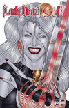 Cover Thumbnail for Lady Death / Shi (2007 series) #0 [Ruby Red]