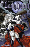Cover Thumbnail for Lady Death: Death Goddess (2005 series)  [Sneak Attack]