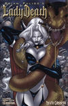 Cover Thumbnail for Lady Death: Death Goddess (2005 series)  [Tight Squeeze]