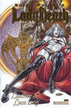 Cover for Brian Pulido's Lady Death Leather & Lace 2005 (Avatar Press, 2005 series)  [Gold Foil]