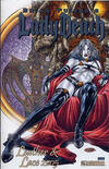 Cover for Brian Pulido's Lady Death Leather & Lace 2005 (Avatar Press, 2005 series)  [Platinum Foil]