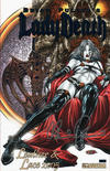 Cover for Brian Pulido's Lady Death Leather & Lace 2005 (Avatar Press, 2005 series)  [Royal Blue]