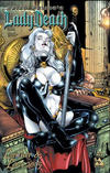 Cover for Brian Pulido's Lady Death Leather & Lace 2005 (Avatar Press, 2005 series)  [Sultry]