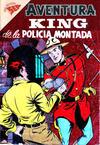 Cover for Aventura (Editorial Novaro, 1954 series) #126