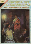 Cover for Historia del Cristianismo (Editorial Novaro, 1966 series) #16