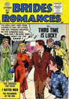 Cover for Brides Romances (Quality Comics, 1953 series) #12