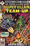 Cover Thumbnail for Super-Villain Team-Up (1975 series) #12 [Whitman]