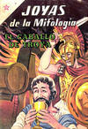Cover for Joyas de la Mitología (Editorial Novaro, 1962 series) #6