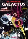 Cover for Obras Maestras (Planeta DeAgostini, 1991 series) #4 - Los 4 Fantásticos: El Juicio de Galactus