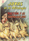 Cover for Joyas de la Mitología (Editorial Novaro, 1962 series) #31