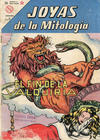 Cover for Joyas de la Mitología (Editorial Novaro, 1962 series) #11