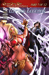 Cover for Grimm Fairy Tales Myths & Legends (Zenescope Entertainment, 2011 series) #7 [Cover A Eric Basaldua]