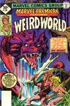 Cover Thumbnail for Marvel Premiere (1972 series) #38 [Whitman]