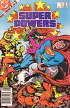 Cover for Super Powers (DC, 1984 series) #2 [Newsstand]