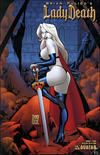 Cover Thumbnail for Brian Pulido's Lady Death: Annual (2006 series) #1 [Tease]