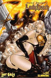 Cover for Brian Pulido's Lady Death: Lost Souls (Avatar Press, 2006 series) #0 [Sensual]