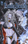 Cover Thumbnail for Brian Pulido's Lady Death: Sacrilege (2006 series) #0 [Ryp]