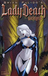 Cover Thumbnail for Brian Pulido's Lady Death: Sacrilege (2006 series) #0 [Siqueira]