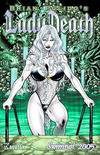 Cover Thumbnail for Brian Pulido's Lady Death: Swimsuit (2005 series) #2005 [Prism Foil]