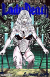 Cover Thumbnail for Brian Pulido's Lady Death: Swimsuit (2005 series) #2005 [Royal Blue]