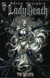 Cover for Lady Death: The Wicked (Avatar Press, 2005 series) #1/2 [Bondage]