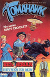Cover for Tomahawk (Semic, 1977 series) #9/1979