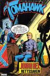 Cover for Tomahawk (Semic, 1977 series) #9/1983