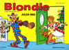 Cover for Blondie (Hjemmet / Egmont, 1941 series) #1985