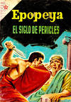 Cover for Epopeya (Editorial Novaro, 1958 series) #52